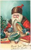 Swedish Christmas card