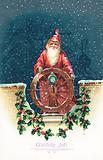 Danish Christmas card