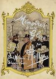Cover illustration for Memoires d'une Glace