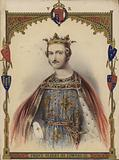 Portrait of Prince Albert as King Edward III