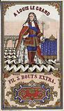 Label for A Louis le Grand