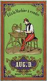 Label for Sewing Machine thread