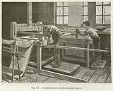 Printing wallpaper