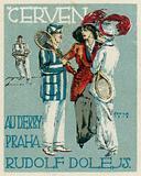 June. Au Derby Rudolf Dole fashions, Prague