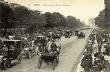 Paris, L'Avenue Du Bois De Boulogne