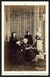 Queen Victoria and members of her family