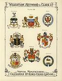 Coats of arms of British towns and cities