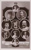 The British Royal Family, 1900s