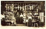 General store, possibly at seaside resort