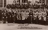 King Gorge V and Kaiser Wilhelm II
