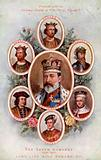 The seven King Edwards