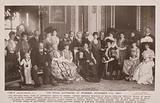 The royal gathering at Windsor, 17 November 1907