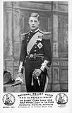 The Prince of Wales, the future King Edward VIII