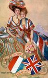 The Entente Cordiale, Franco-British Exhibition, London, 1908