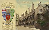 Lincoln College, Oxford