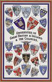 Arms of the Universities of Great Britain, Ireland and the Colonies