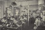 Furriers' workshop