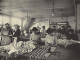 Dressmakers' workshop