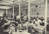 Garment workers' refectory