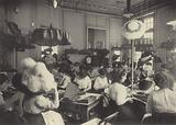Millinery workshop