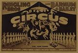Ringling Bros and Barnum and Bailey Circus, with world famous acrobats