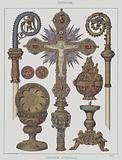 Byzantine, Church utensils