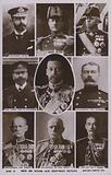 British military commanders during the First World War.