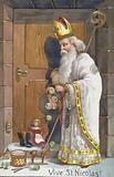 St Nicholas Day card