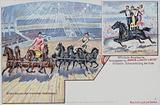 Equestrian performers of Barnum and Bailey's Circus