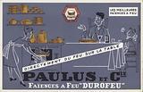 Advertisement for Paulus et Cie cookware