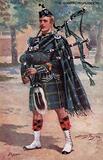 The Gordon Highlanders, Piper