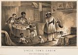 Uncle Tom's Cabin, Aunt Chloe preparing Supper