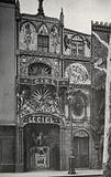 Cabaret Le Ciel, Montmartre, Paris