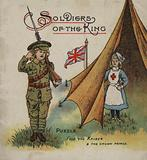 Soldiers of the King. Puzzle: find the Kaiser and the Crown Prince.