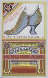 Advertisement for White sewing machines