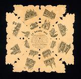 Souvenir of the Exposition Universelle 1889, Paris, France