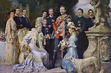 Kaiser Wilhelm II and the German Imperial Family, 1906