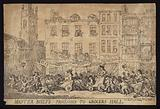 Master Billy's Procession to Grocers Hall