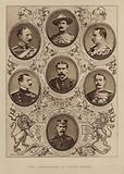 Commanders of the British Army in South Africa during the Boer War, 1900