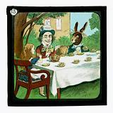 Alice in Wonderland, Coloured Lantern Slides