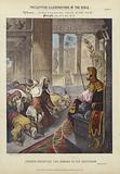 Joseph receiving the Homage of his Brethren