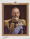 King George V, 1935