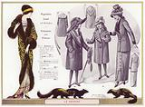 Women and Furs, Skunks