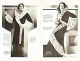 The Fashion In Furs for the Winter Season 1930-31