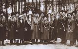 Tsar Nicholas II and Tsarina Alexandra of Russia and their family, 1910s