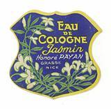 Eau de Cologne label, Jasmin