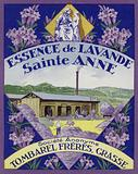 Perfume Label, Essence de Lavande