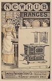 Maid in kitchen