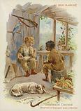 Robinson Crusoe and Man Friday