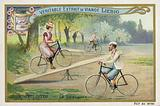 Jeux Cyclistes, Balancing on a See-Saw